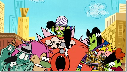PPG 10 Villains unite against the Powerpuff Girls