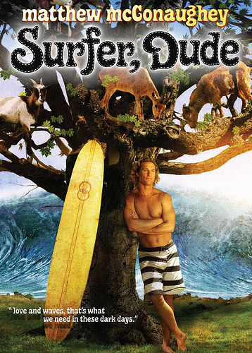 Win Matthew McConaughey's autographed Surfboard!