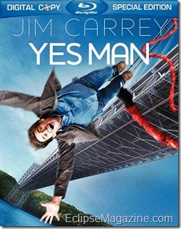 Yes Man Blu-ray