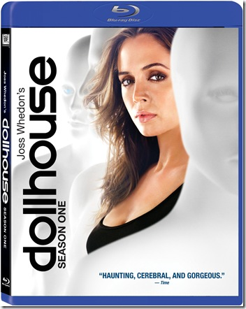 Dollhouse Blu-ray