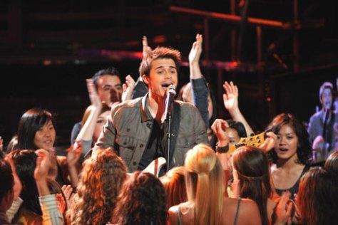 American Idol Kris Allen