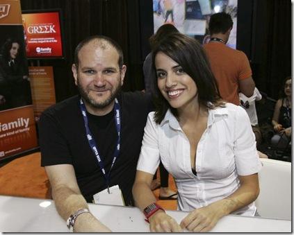 Javi & Natalie Morales