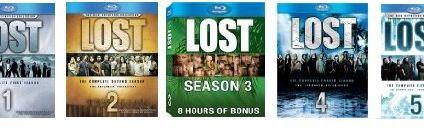 Lost Blu-ray