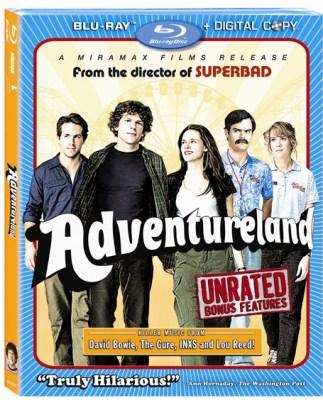 Adventureland Blu-ray Review