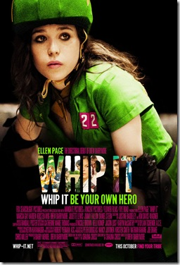 Whip It poster