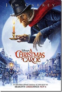 Christmas Carol 3-D