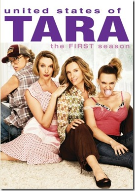 United States of Tara, S1 DVD