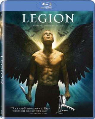 Legion Blu-ray Review