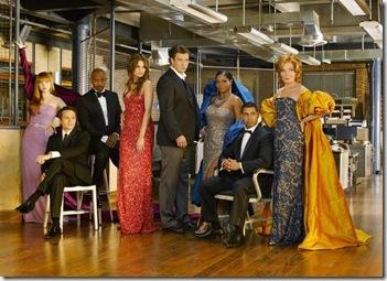 Cast, ABC-BOB D'AMICO