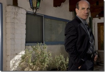 IN PLAIN SIGHT -- Pictured: Paul Ben-Victor as Stan McQueen -- USA Network Photo: Michael Muller