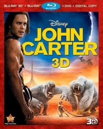 John Carter 3D Blu-ray Review