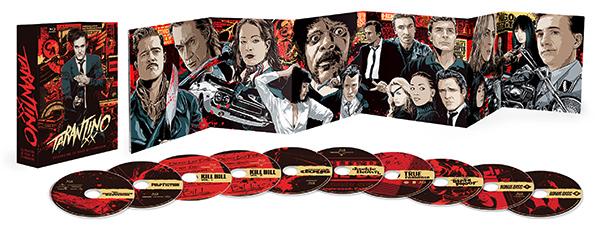 Tarantino XX 8 Film Collection