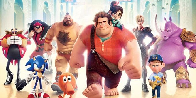 Wreck-it-Ralph Movie Review