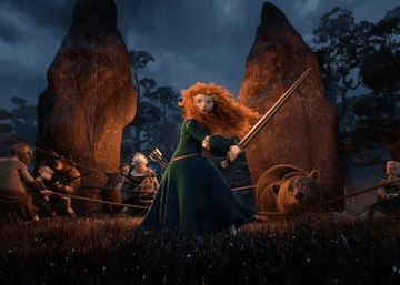Brave Blu-ray Review