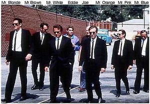 Reservoir Dogs on the Big Screen