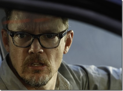 "THE BRIDGE - ""Pilot"" - Episode 1 (Series Premiere, Wednesday, July 10, 10:00 pm e/p) Pictured: Matthew Lillard as Daniel Frye. CR: Jordin Althaus/FX Network"