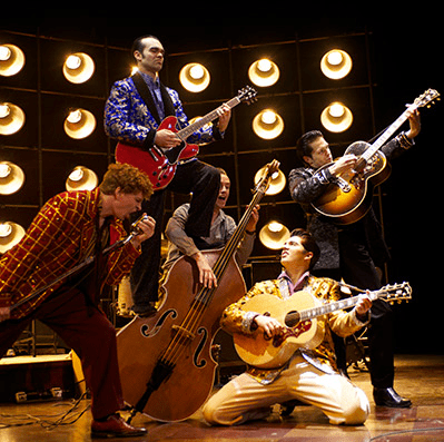 MillionDollarQuartet_at_Kennedy_Center