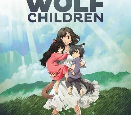 Prize-Winning Anime Wolf Children Premieres Friday!
