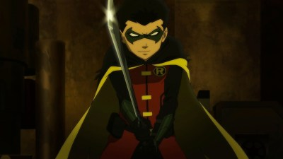Son of Batman Review - Robin