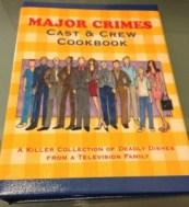 Major Crimes cookbook