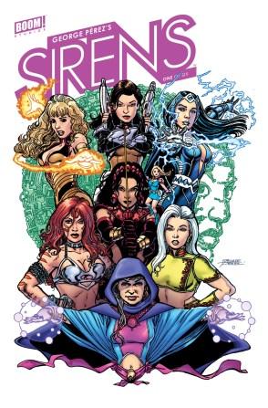 Sirens #1 - Baltimore
