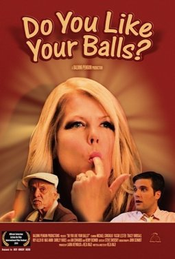 Do you like your balls poster