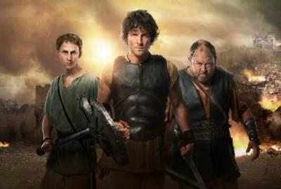Atlantis Season 2 - 11-06-14