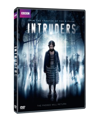 Intruders S1 DVd - 11-15-14