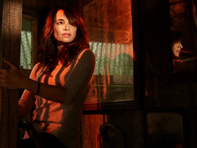 THE STRAIN -- Pictured: Mia Maestro as Nora Martinez. CR.  Frank Ockenfels/FX