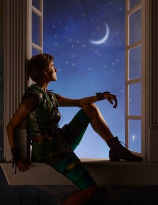 Peter Pan Live! - Season 2014