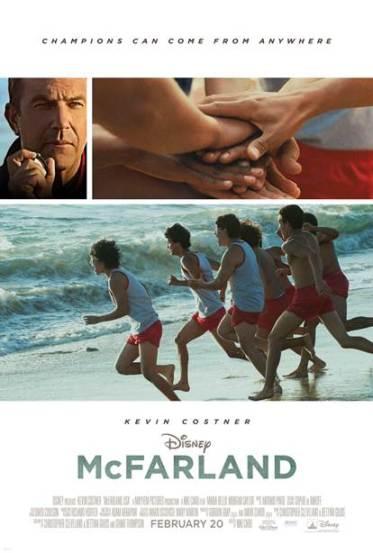 McFarland - First Poster