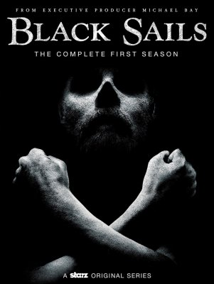 Black Sails DVD