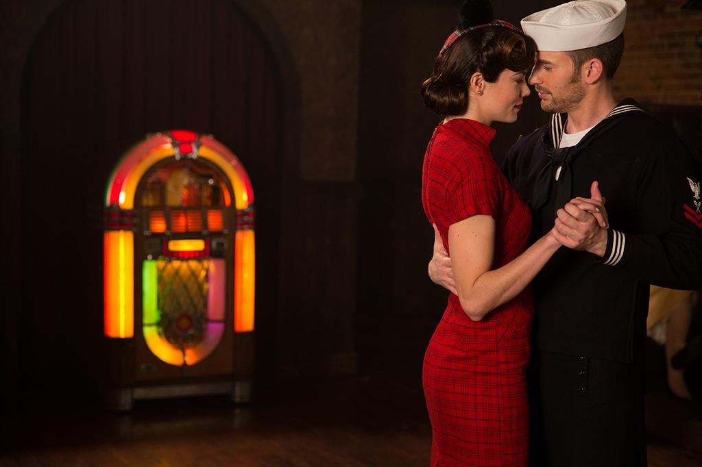 aka the movie where Chris Evans dresses in a sailor costume and RUINS ME FOREVER SOS