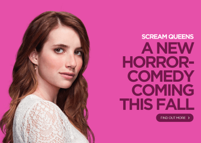 Scream Queens - Emma Roberts