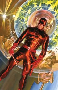 Daredevil Marvel Comics 4-30-15