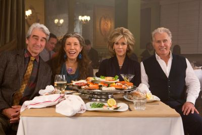 Grace and Frankie - Cast