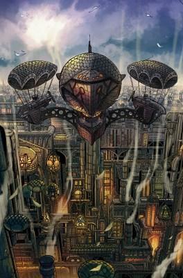 Lantern City #1 - Carlos Magno