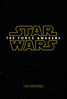 The Force Awakens 1-sheet