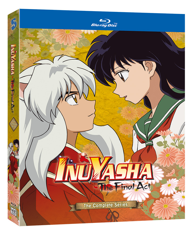 Mommy It S Over Viz Announces Home Video Release Of Inuyasha The