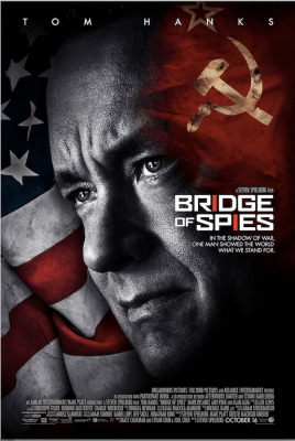 Bridge of Spies - 1-sheet