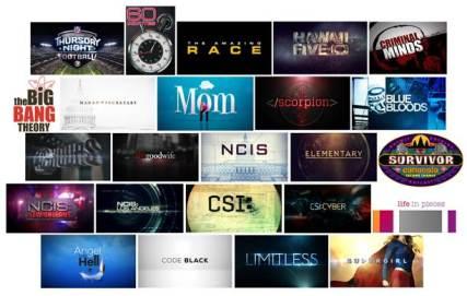 CBS Fall Shows