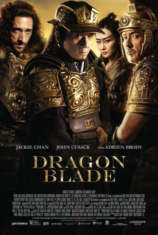 Dragon Blade One-Sheet