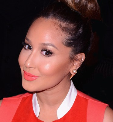 Adrienne Bailon co-hosts KNOCK KNOCK LIVE, a can't-miss, life-changing weekly television event packed with unpredictable and thrilling surprises that enlists friends, families, neighbors and celebrities to help grant wishes with one simple knock on the door. KNOCK KNOCK LIVE premieres Tuesday, July 21 (9:00-10:00 PM ET live/PT tape-delayed) on FOX. CR: FOX/Stephen Lovekin