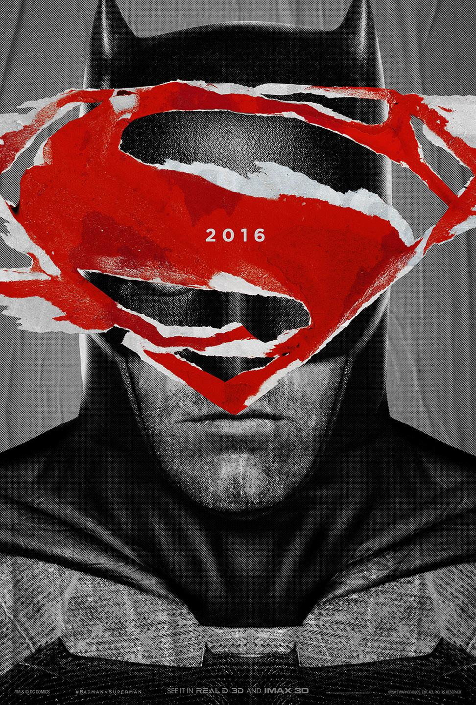 Fresh From Its Appearance At Comic Con 2015 Check Out The New Trailer For Batman V Superman Dawn Of Justice