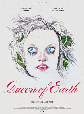 Queen of Earth 1-Sheet