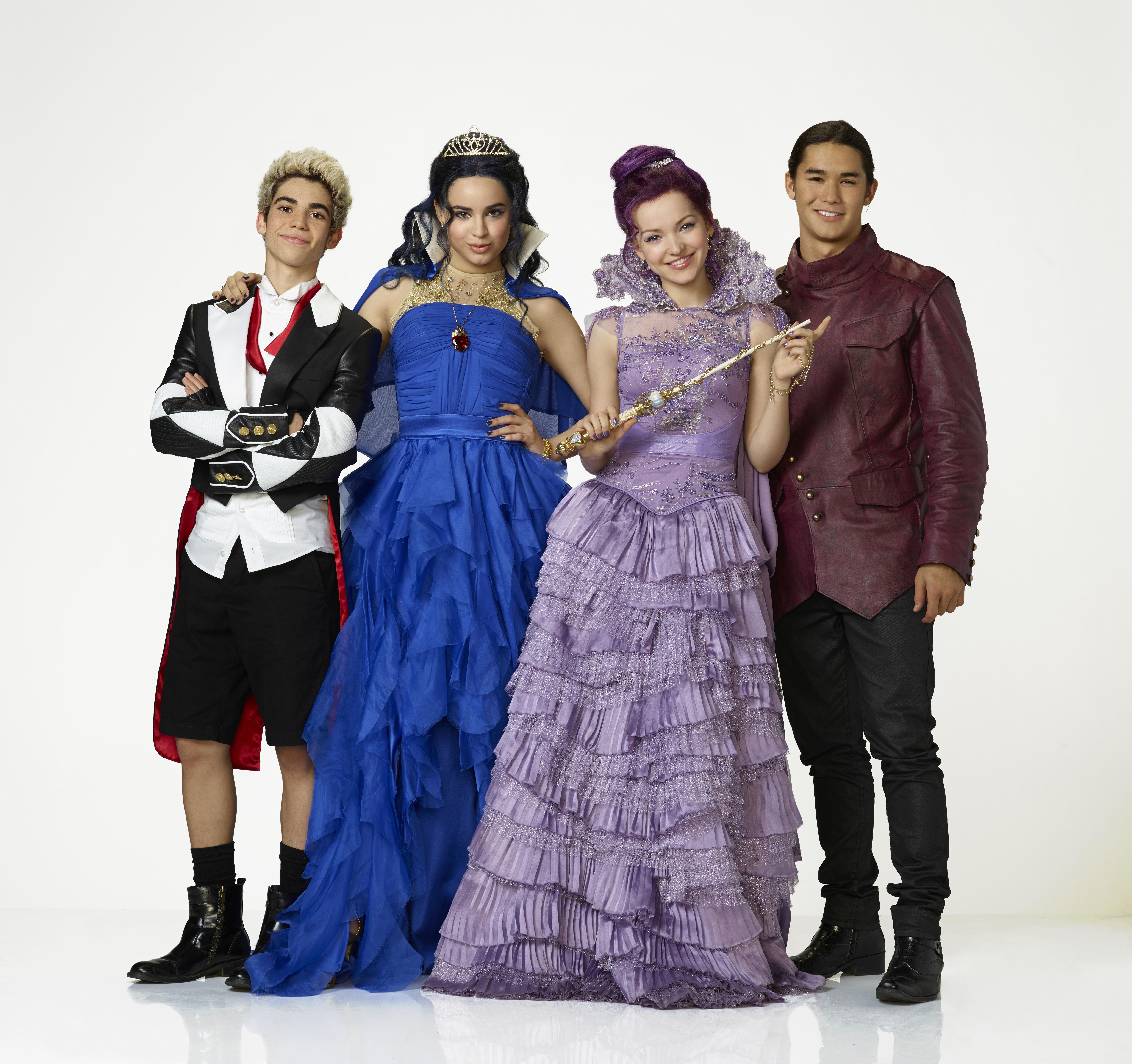Bedroom Lyrics Descendants Wicked World Coming To Disney Channel In