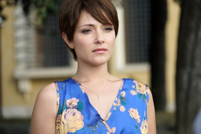 """CHASING LIFE - """"La Dolce Vita"""" - Feeling uninspired back at home, April decides to take a trip to Italy in """"La Dolce Vita,"""" the season finale of """"Chasing Life,"""" airing Monday, September 28 at 9:00 p.m. ET/PT on ABC Family. (ABC Family/Valerio Ziccanu Chessa) ITALIA RICCI"""