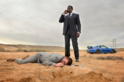 """THE PLAYER -- """"Pilot"""" -- Pictured: Wesley Snipes as Johnson -- (Photo by: Gregory Peters/NBC)"""