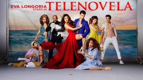 "TELENOVELA -- Pictured: ""Telenovela"" Key Art -- (Photo by: NBCUniversal)"