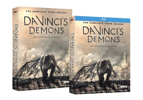 Da Vinci S3 DVD